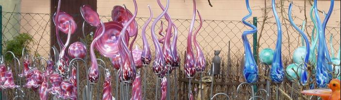 Gartenkugeln Und Dekokugeln Garten Aus Glas Bestellen