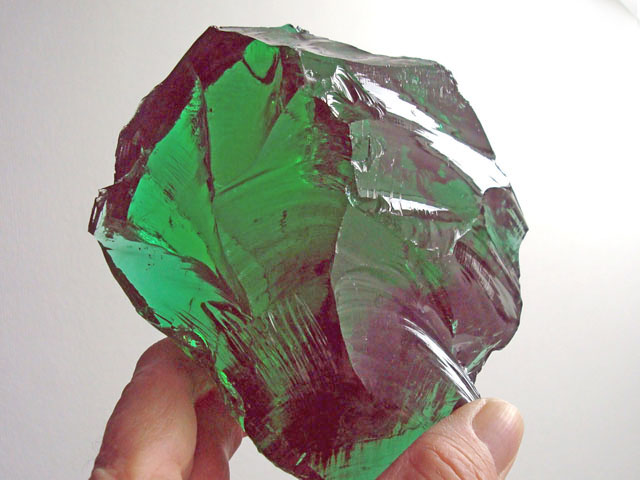 get glass rocks in dark green here - from warehouse of Deco Stones
